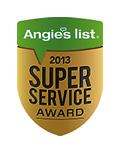 ProCrete Angie's List Award 2013